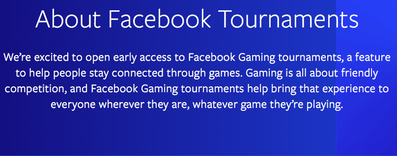 Facebook Torneos